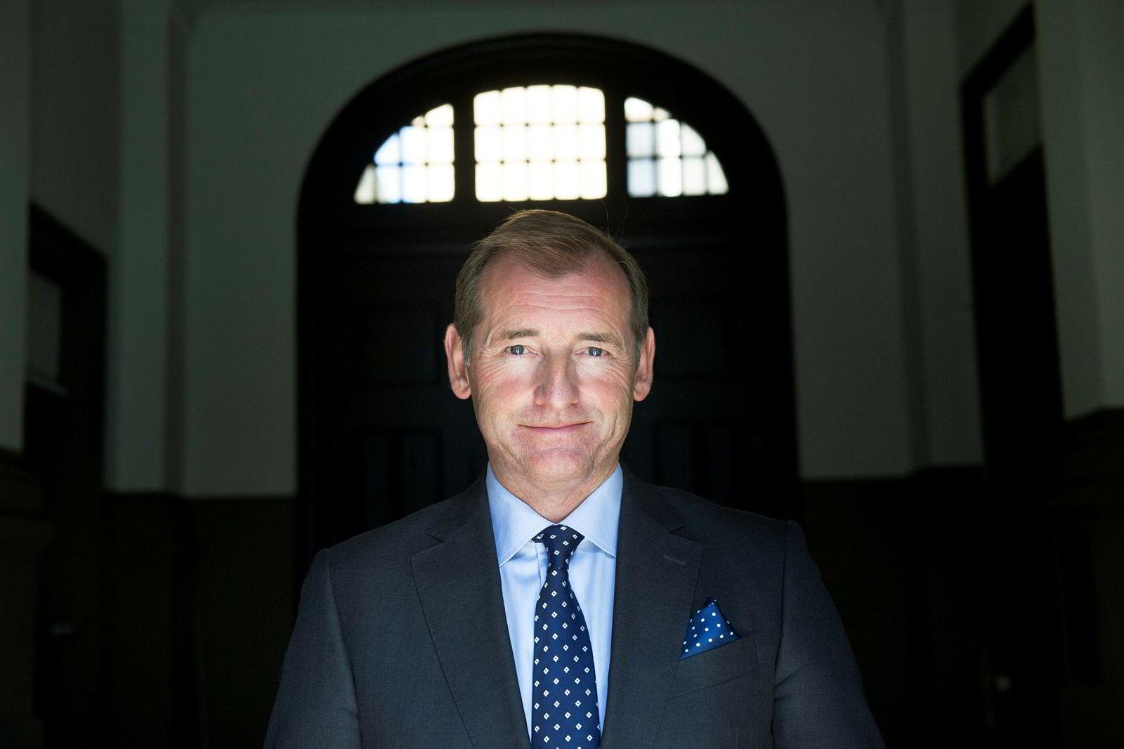 Administrerende direktør i Norges Eiendomsmeglerforbund. ---