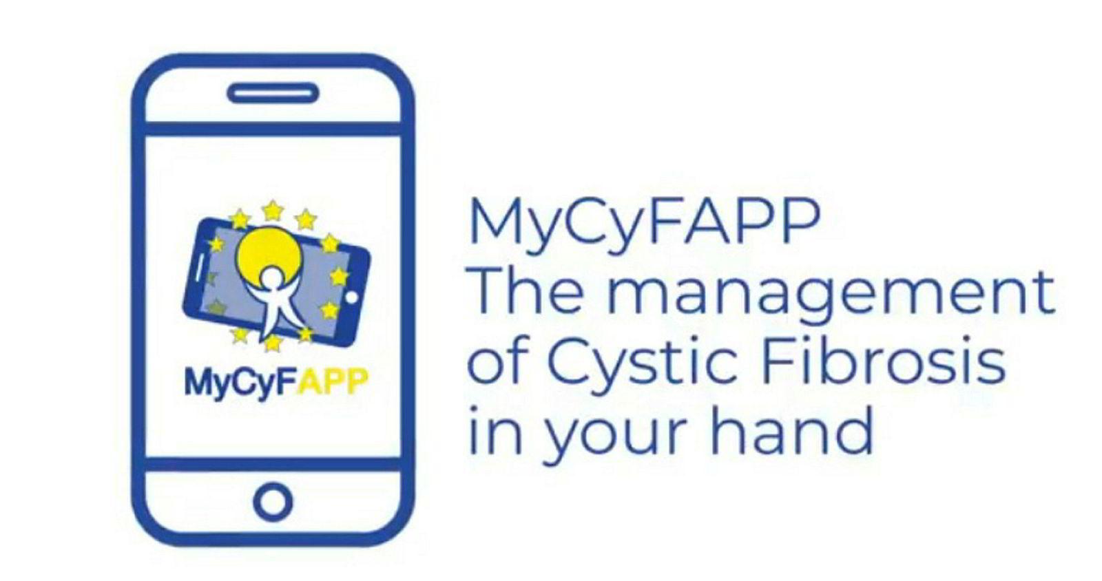 Appen MyCyFapp hjelper pasienter med cystisk fibrose.