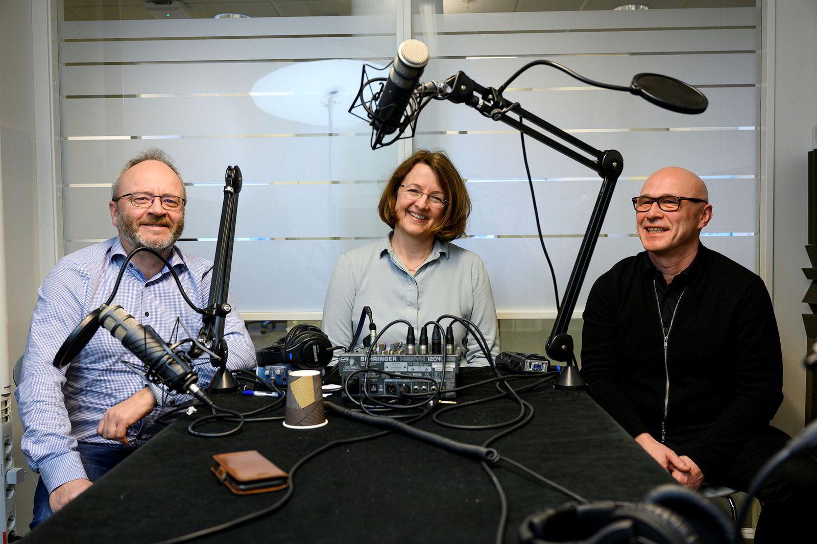 Resistente aksjer og uberørte markeder er tema for Thor Chr. Jensen, Ida Grieg Riisnæs og Terje Erikstad i siste episode av Finansredaksjonen.