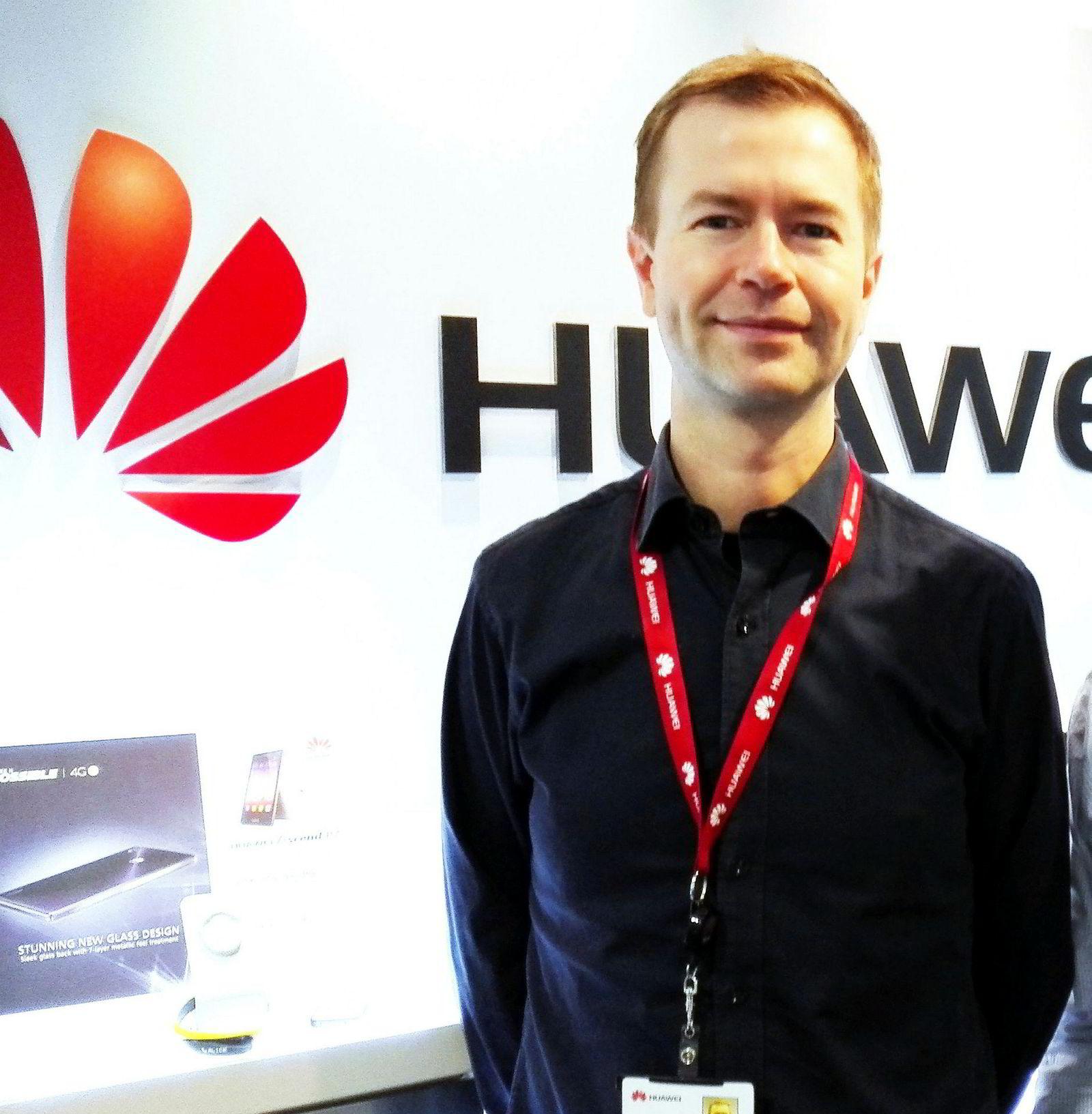 – Fra vår side tror vi fortsatt på konkurranse på like vilkår med andre leverandører, sier kommunikasjonssjef Erik Thomas Ganer i Huawei Norge.