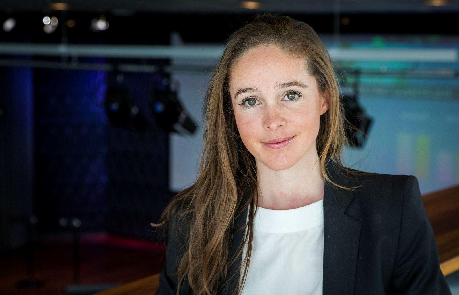 – Jeg synes det er noe skuffende, sier analytiker Henriette Trondsen i Arctic Securities.