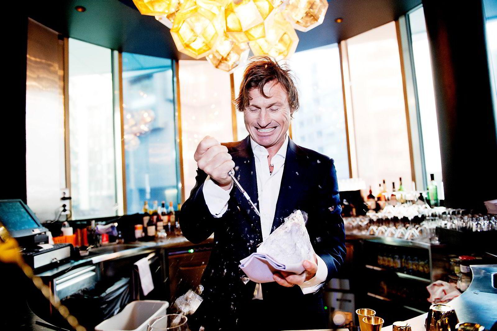 Petter Stordalen er blant aksjonærene som selger når Nordic Capital nå byr på selskapet. Foto: Thomas Haugersveen