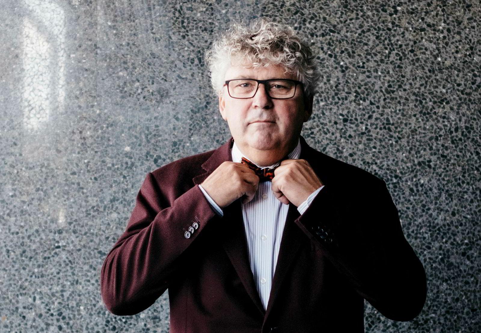 Erik Haugane, sjef i oljeselskapet Okea.
