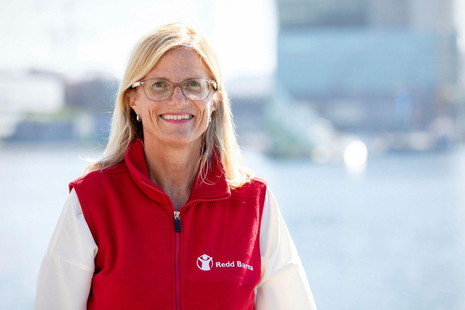 Birgitte Lange er generalsekretær i Redd Barna.
