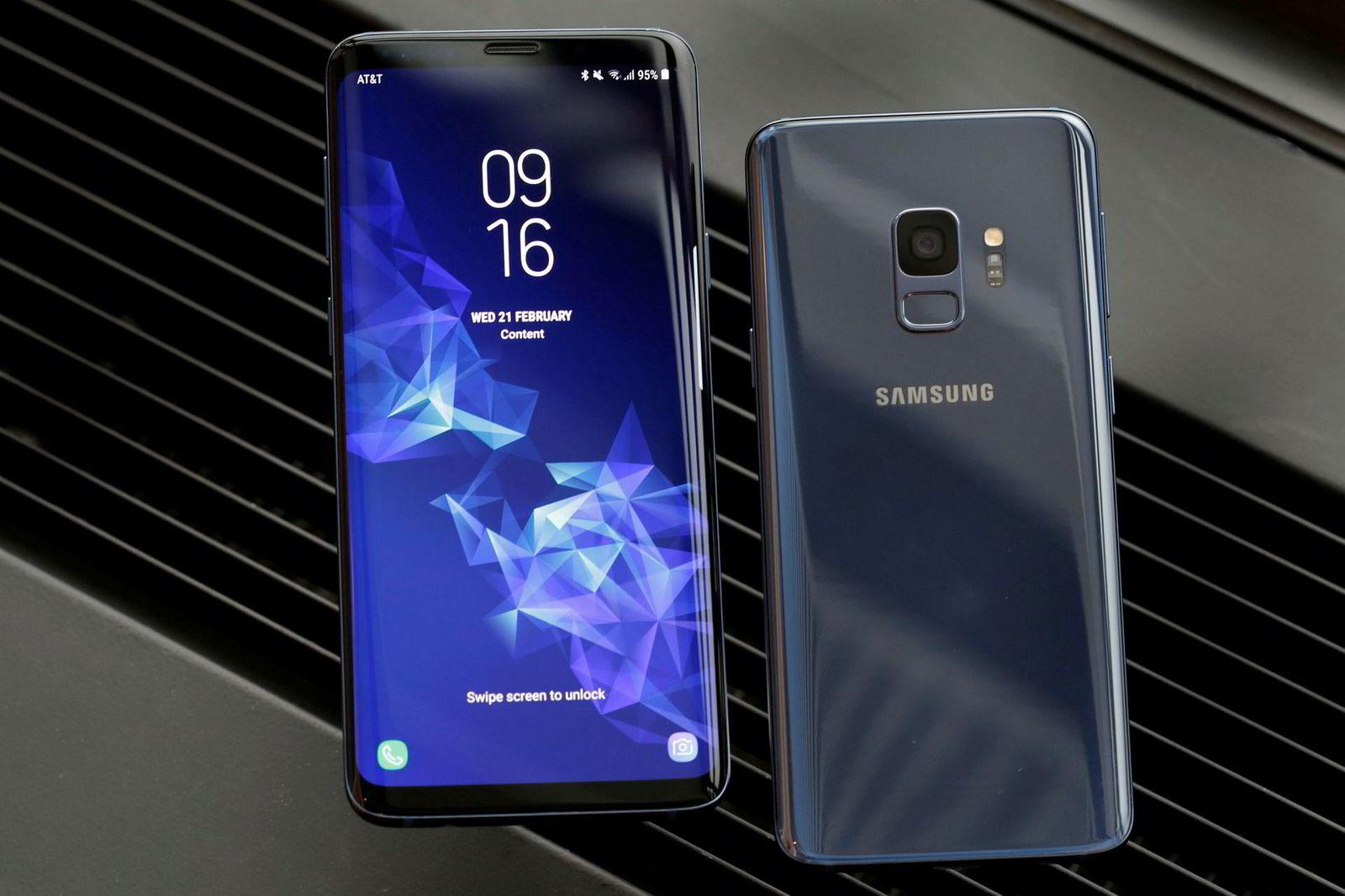 11e2c4872 Her er Samsung Galaxy S9   DN