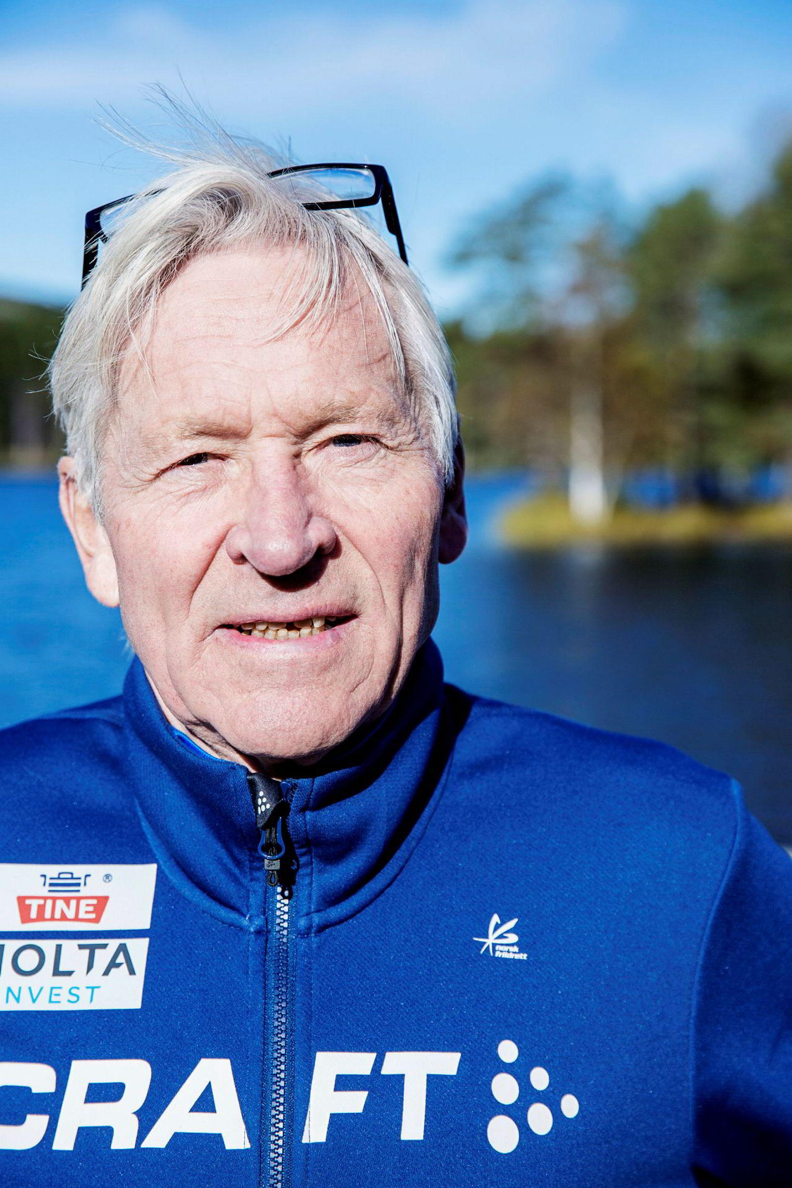 Professor Eystein Enoksen ved seksjon for fysisk prestasjonsevne ved Norges idrettshøgskole (NIH).