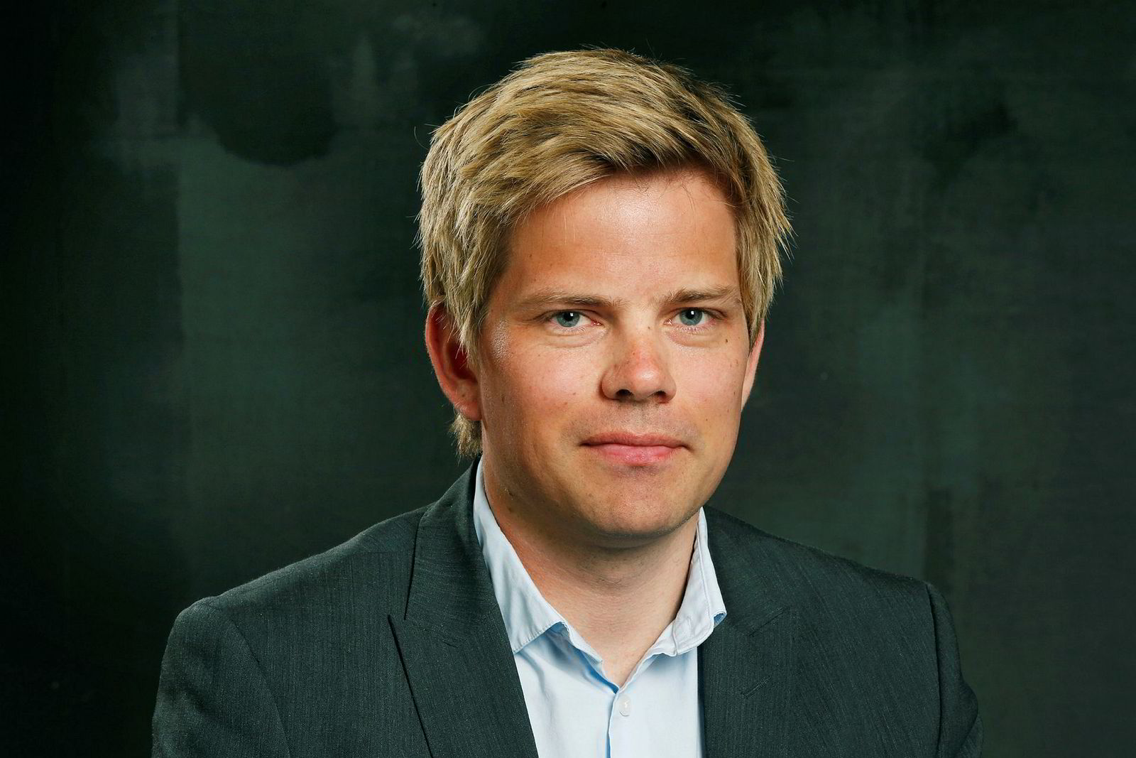 NRK-profil Peter Svaar har søkt.