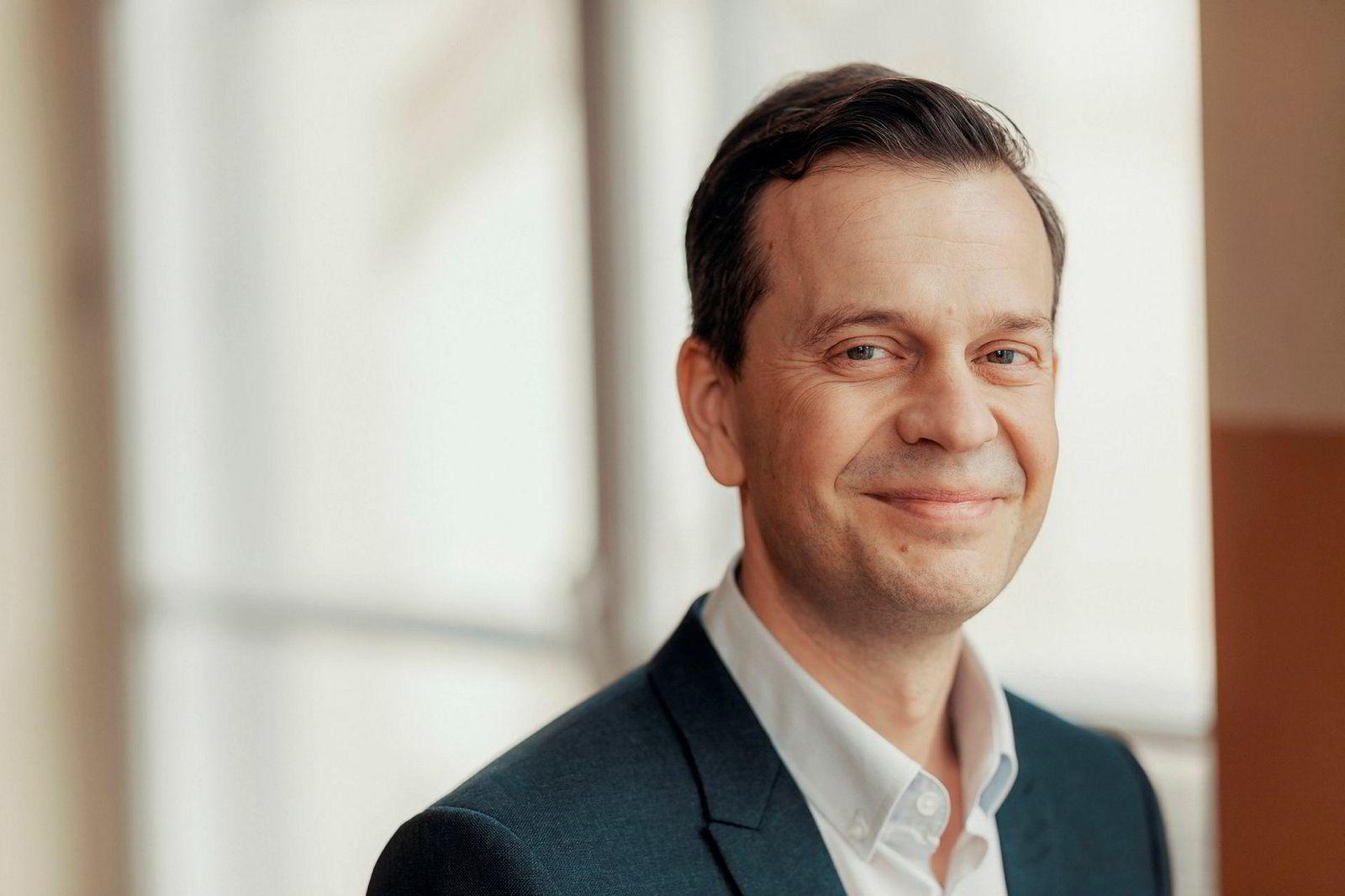 Hans van Rijn, er Norden-sjef for Fox Networks Group.