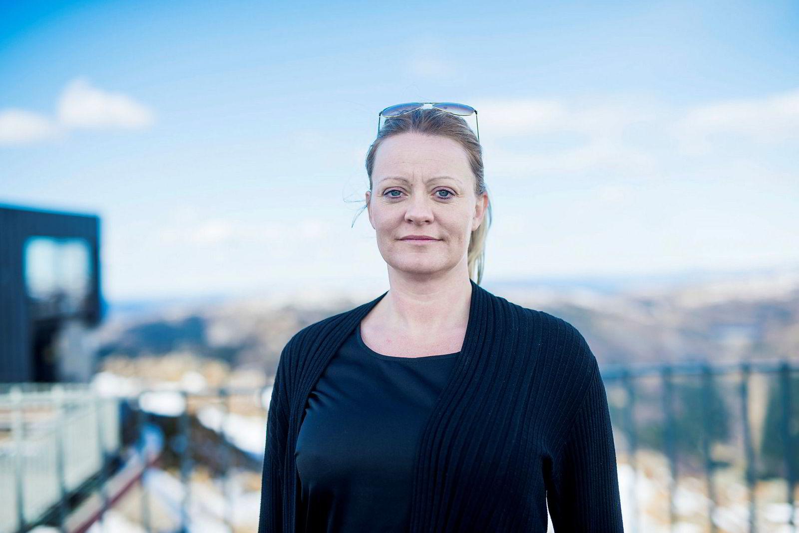 Lise Lotte Andersen er manager for Ulriken Opp som arrangeres lørdag 6. mai.