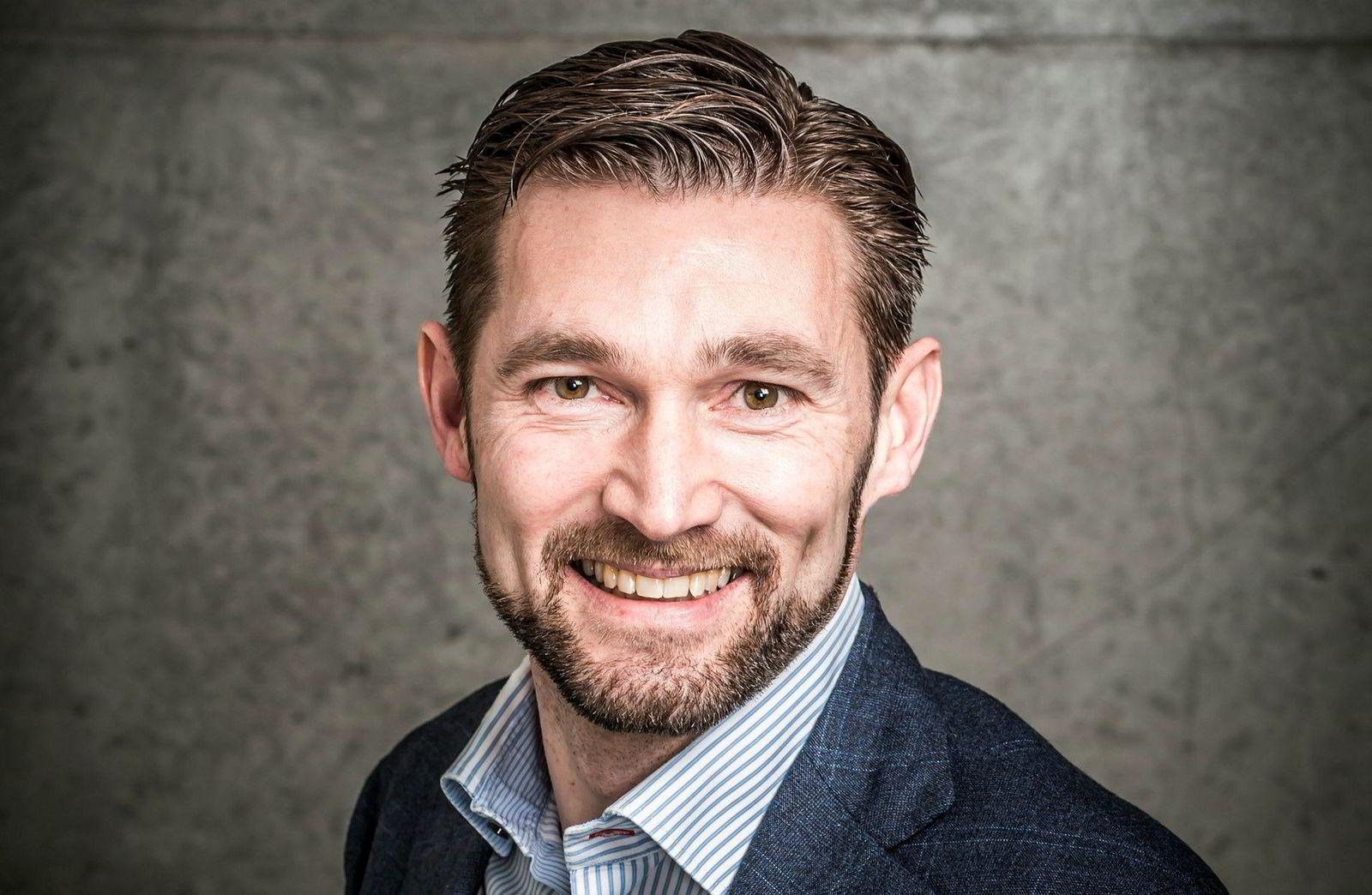 Konsernsjef Tor Christian Bringedal, Frydenbø Group.