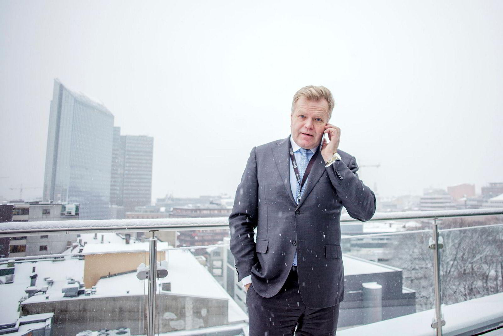 Visma-styreleder Gunnar Bjørkavåg mener det ikke er fastslått med sikkerhet at kinesere står bak hackerangrepet.