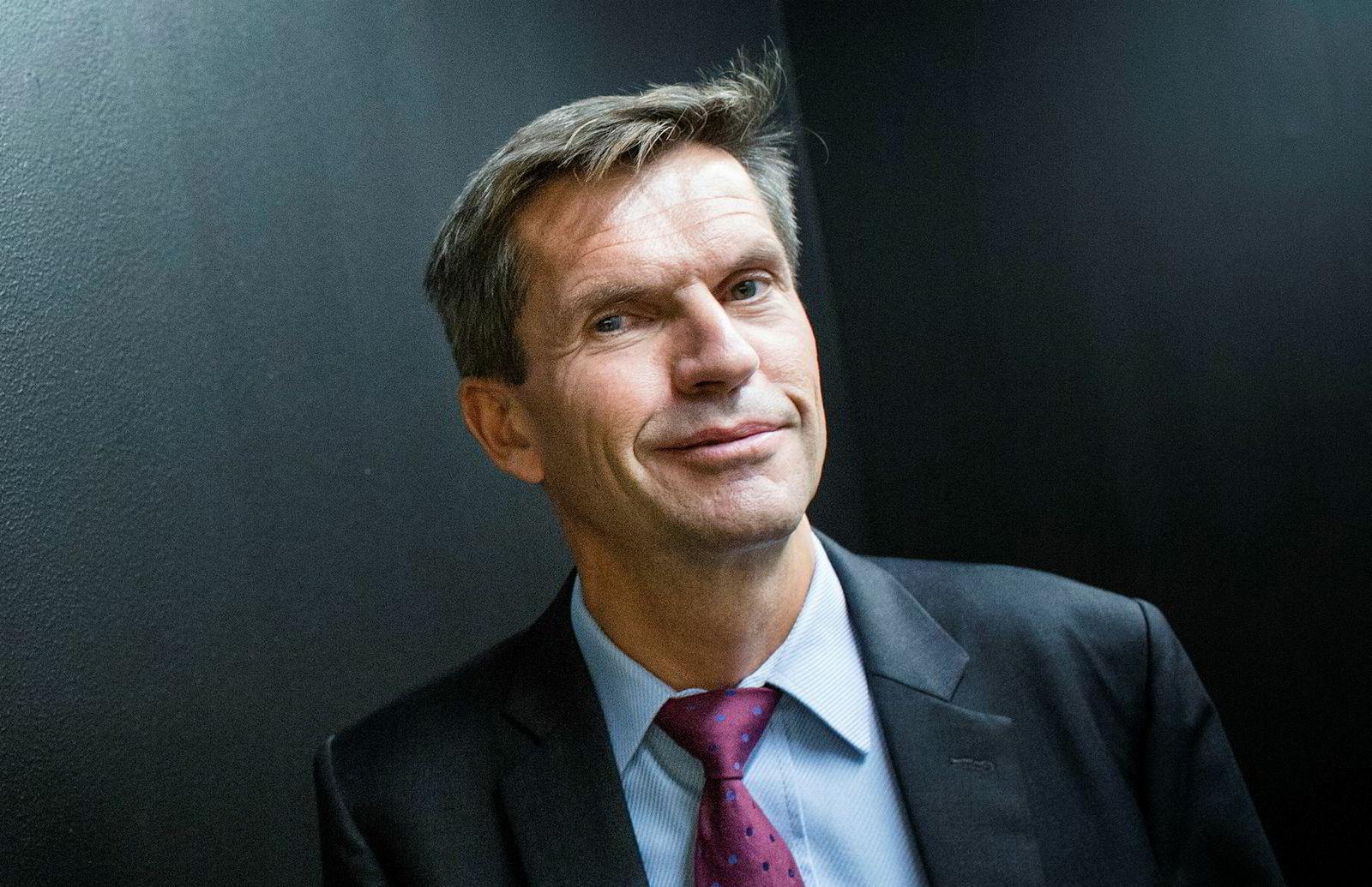 Etter 18 år som sjef for DNB Markets blir Ottar Ertzeid nå finansdirektør i DNB