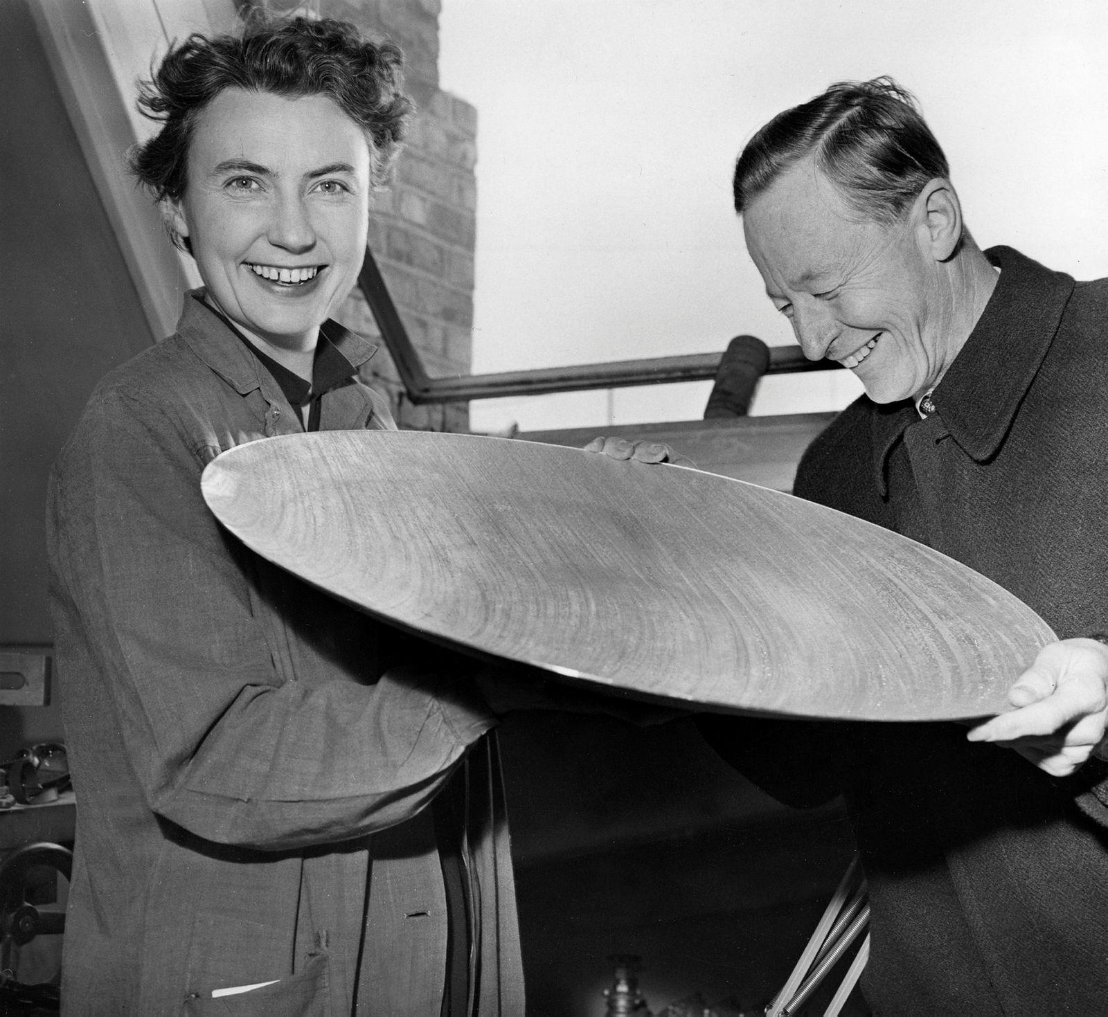 Ekteparet Arne Korsmo og Grete Prytz Kittelsen var kjent som et av de mest glamorøse parene i norsk modernistisk formgivning.