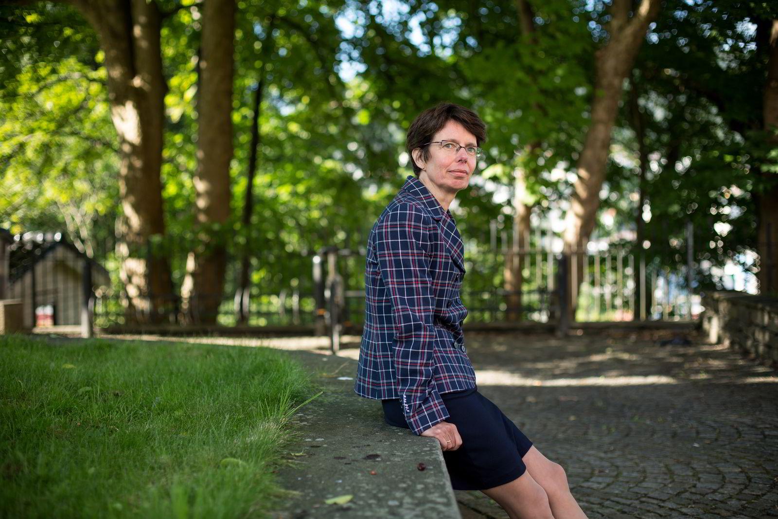 Anne Christine Johannessen, viserektor for internasjonalisering ved Universitetet i Bergen (UiB). Foto: