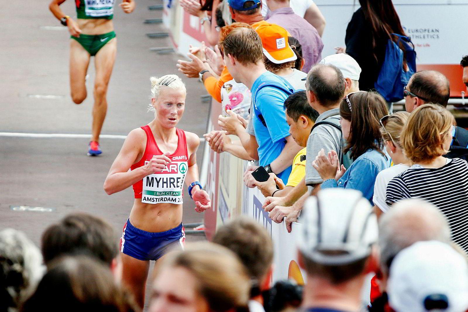 Jakten på formtoppen før løp | DN