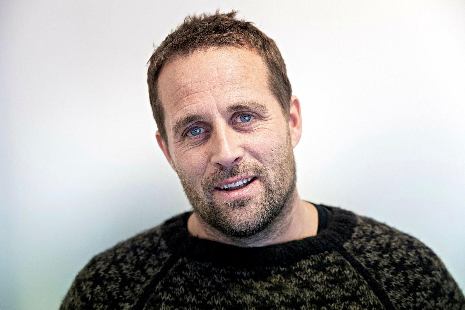 Jesper Melin Ganc-Petersen er blitt rik på å levere teknologiløsninger til helsevesenet.
