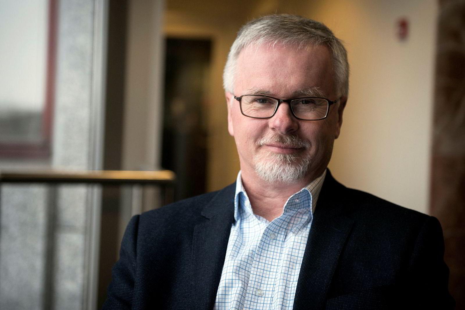 – Ambisjonen er å bli et ledende sjakkselskap når det gjelder omsetning, brukere og seere, sier styreleder Anders Brandt i Play Magnus.