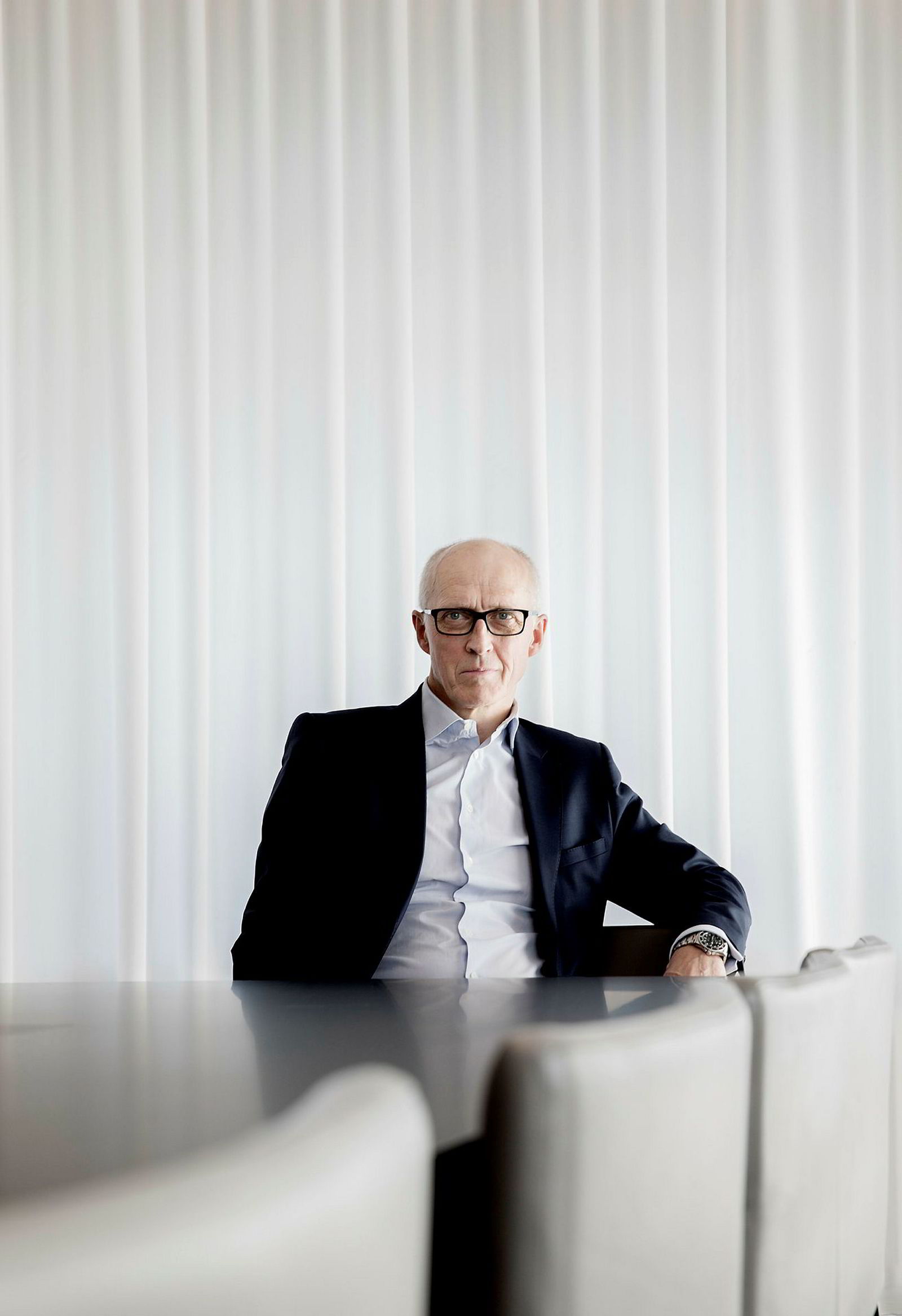 Espen Tøndel, partner i Simonsen Vogt Wiig.