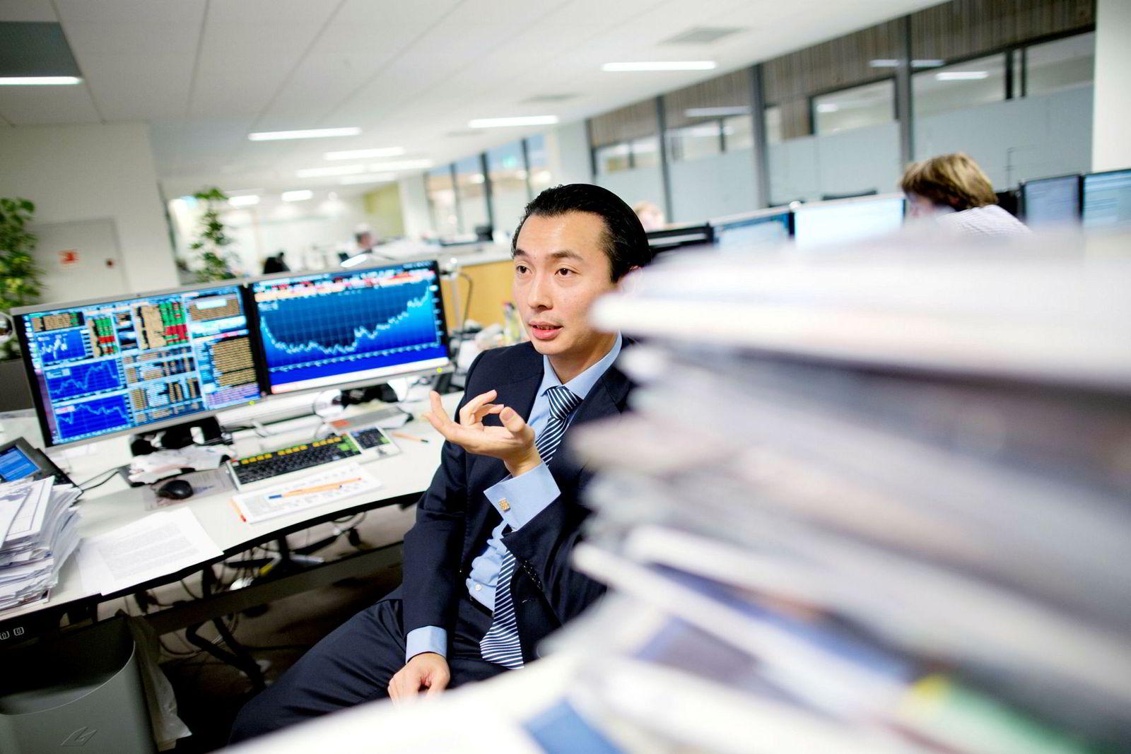 Olav Chen tror ikke protestene i Hong Kong trekkes inn i handelskrigen.
