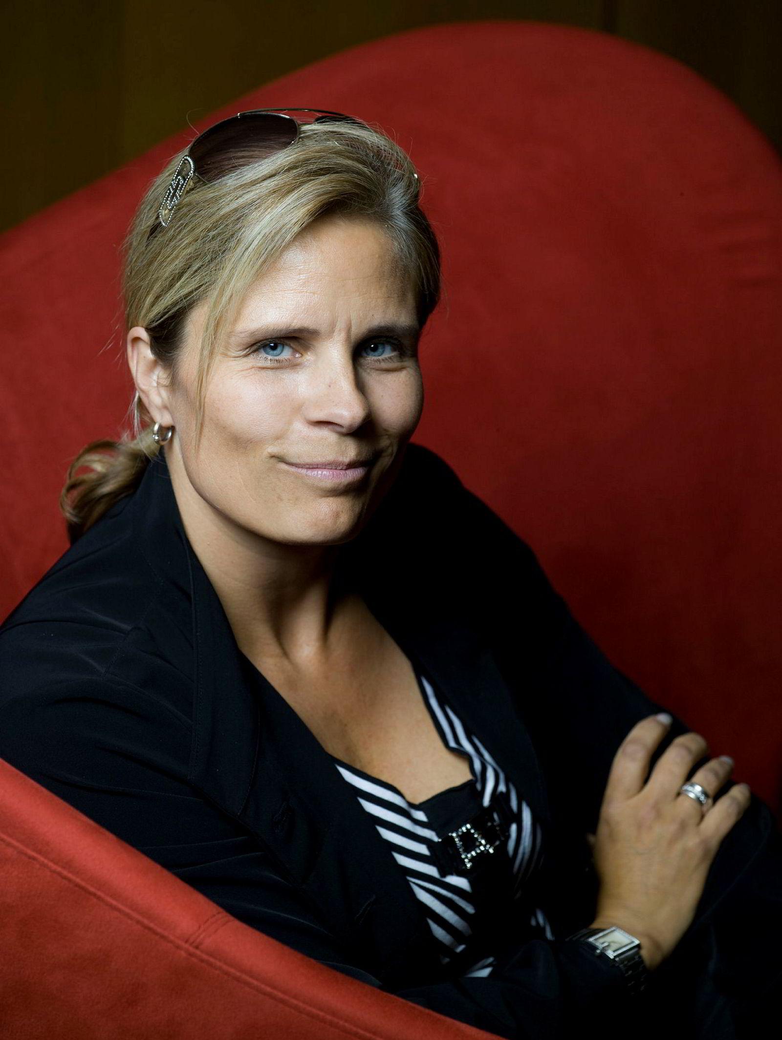 Camilla Andersson i Privanet har opplevd å sitte på aksjer i 15 år, og mener bedre mulighet for salg åpner for flere investorer og at de som investerer i tidlig fase kan reinvestere raskere.