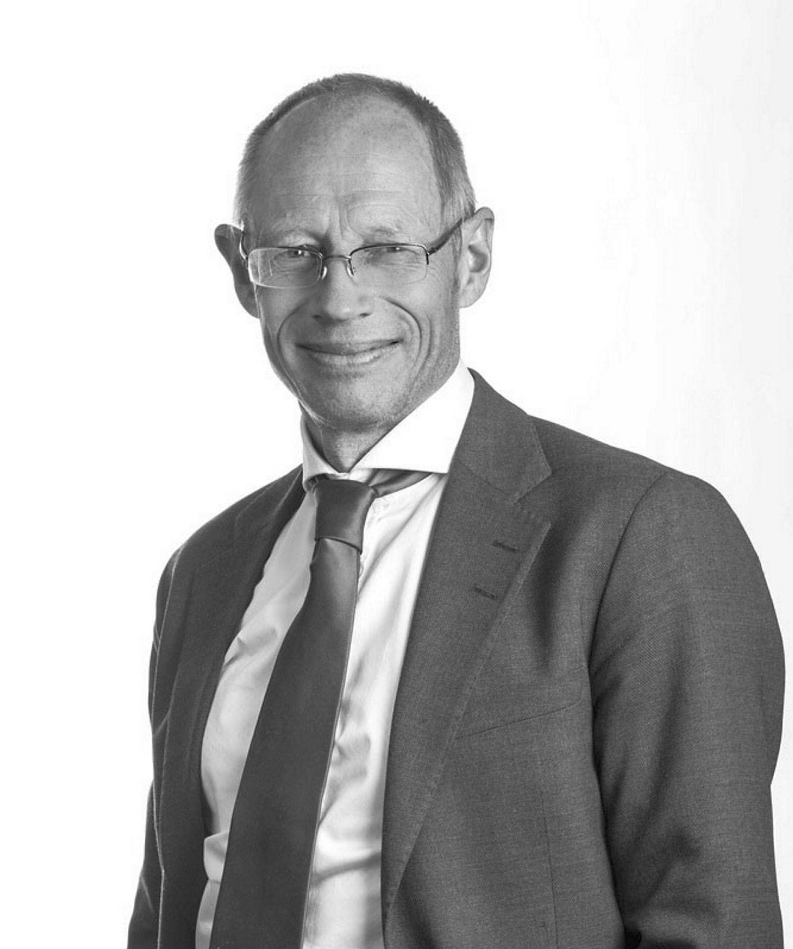 Advokat Nils-Henrik Pettersson i Glittertind