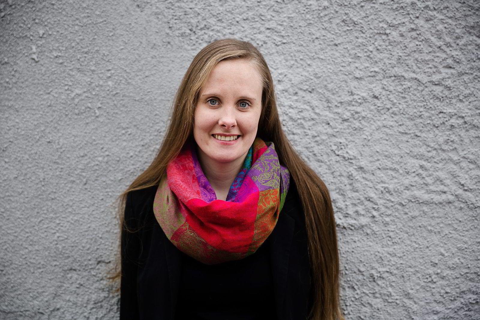 EFFEKTIV. Anja Thoreløkken og hennes stab i agentbyrået Across The Pond.
