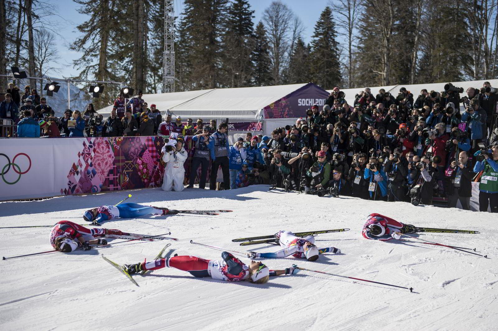 OL i Sotsji 2014.