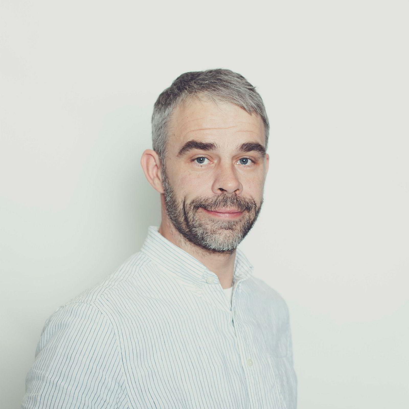 Daglig leder Petter Sødermann i konsulentselskapet Sødermann.