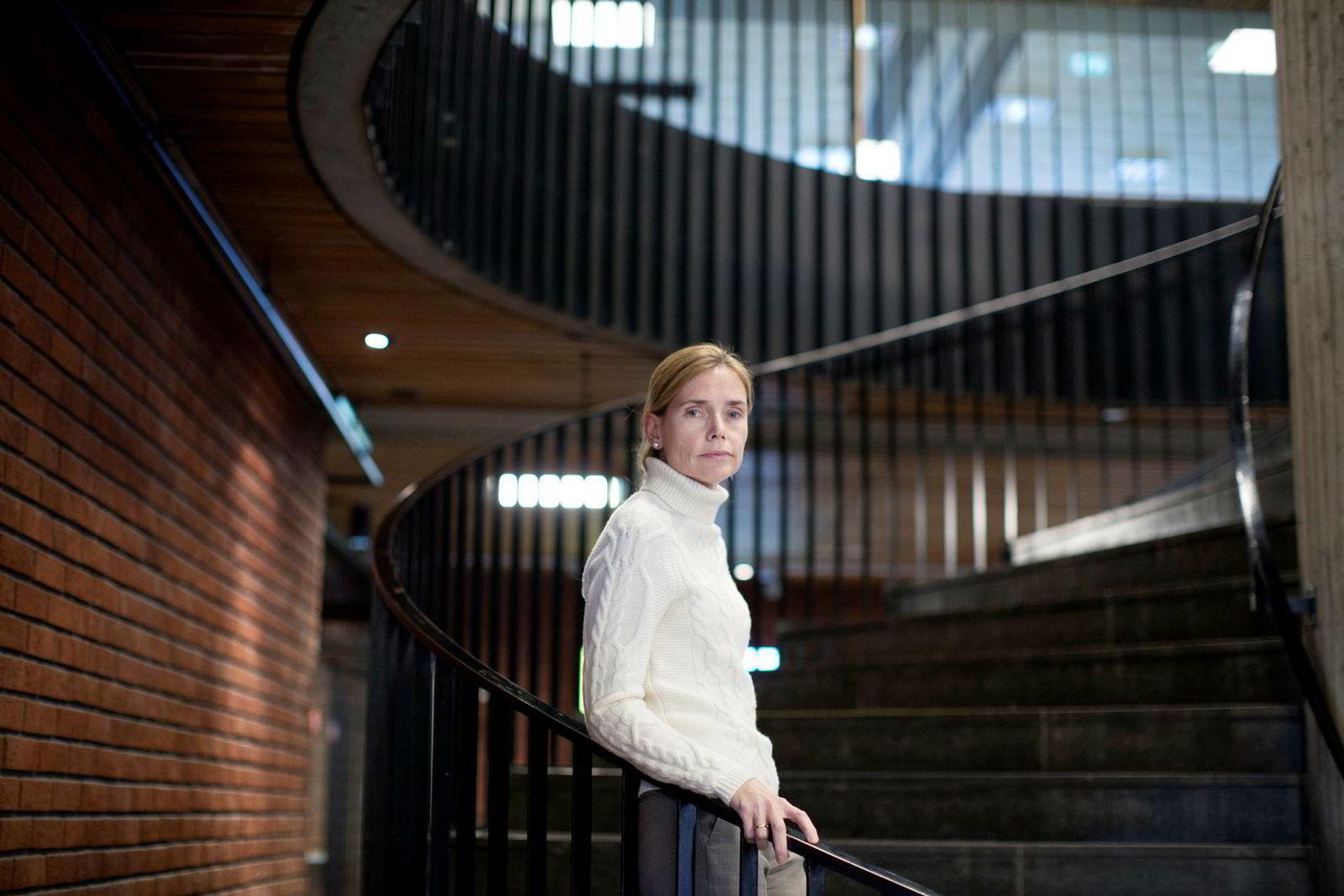 Karen Helene Ulltveit-Moe er professor ved Økonomisk institutt, Universitetet i Oslo. Hun mener vi trenger selskapsskatten.