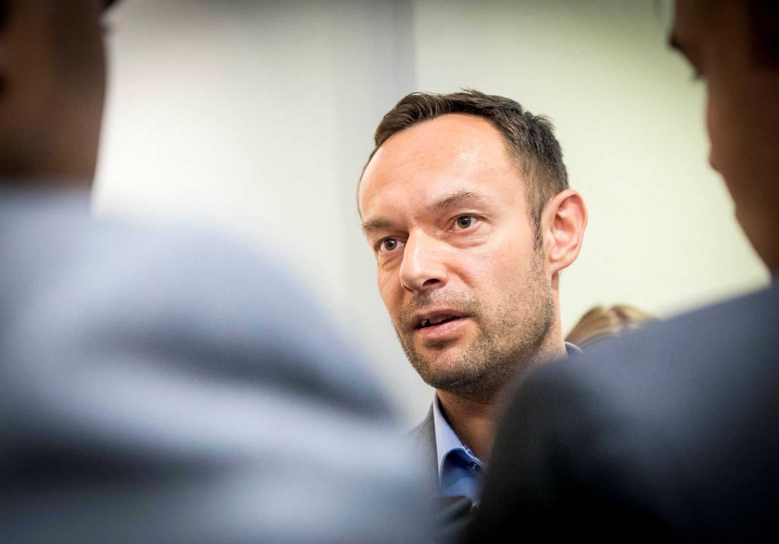 Stortingsrepresentant Torgeir Knag Fylkesnes (SV).