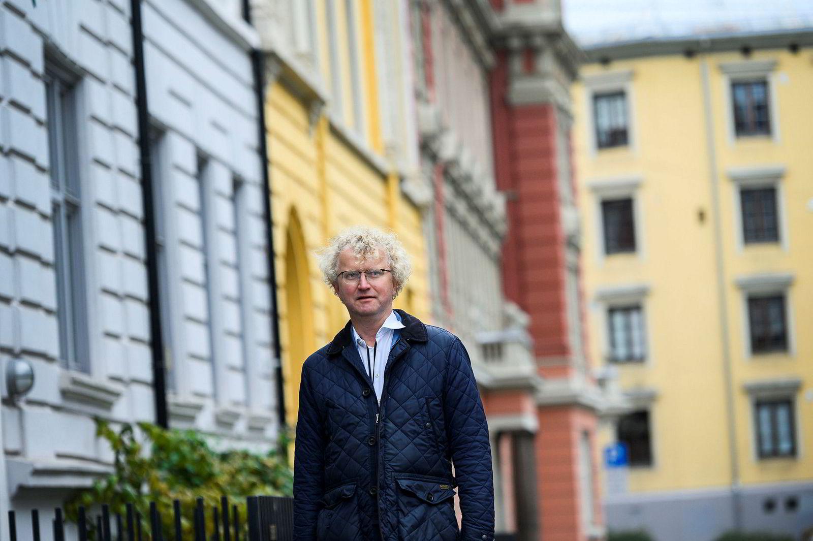 Jan Ludvig Andreassen, sjeføkonom i Eika Gruppen.