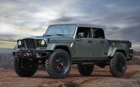 Jeep®Crew Chief 715