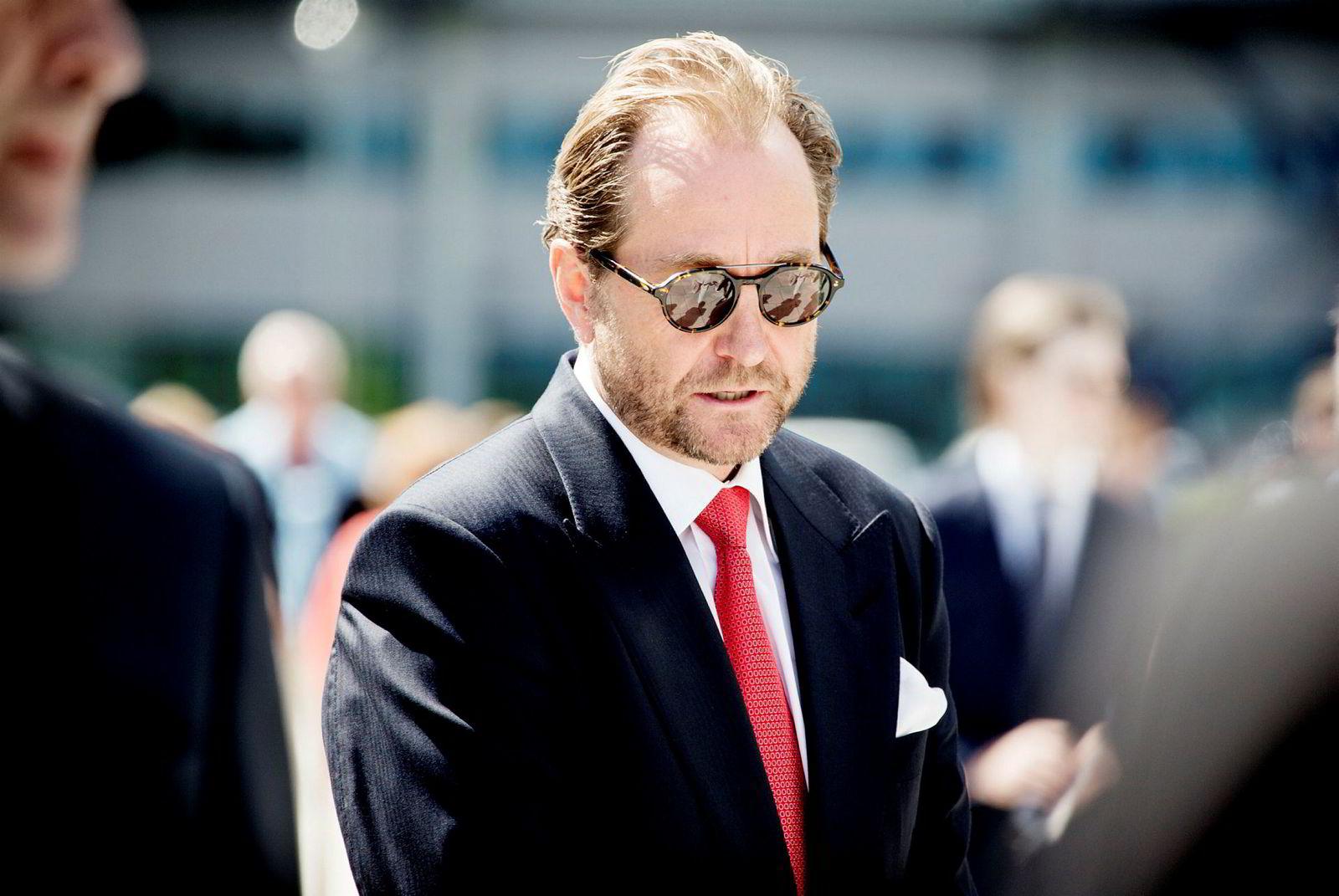 Kjell Inge Røkke.