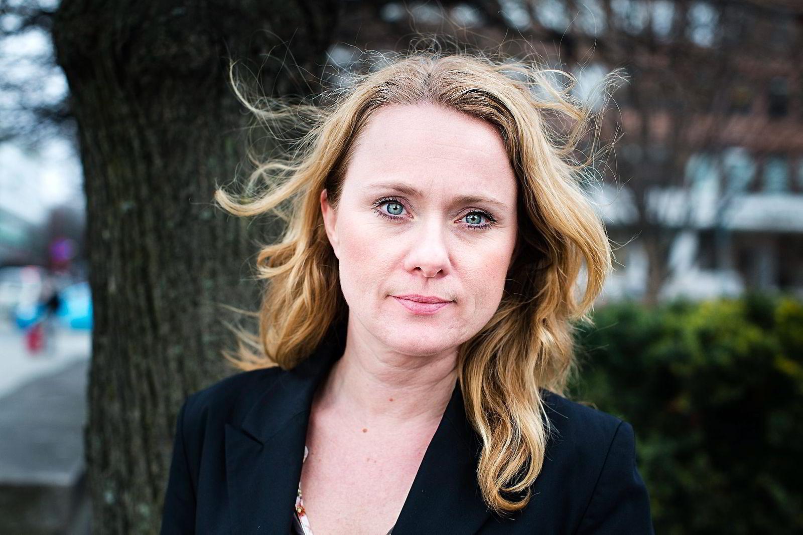 25.000 KRONER MER PER ELEV. Skolebyråd Anniken Hauglie (H). Foto: Per Thrana