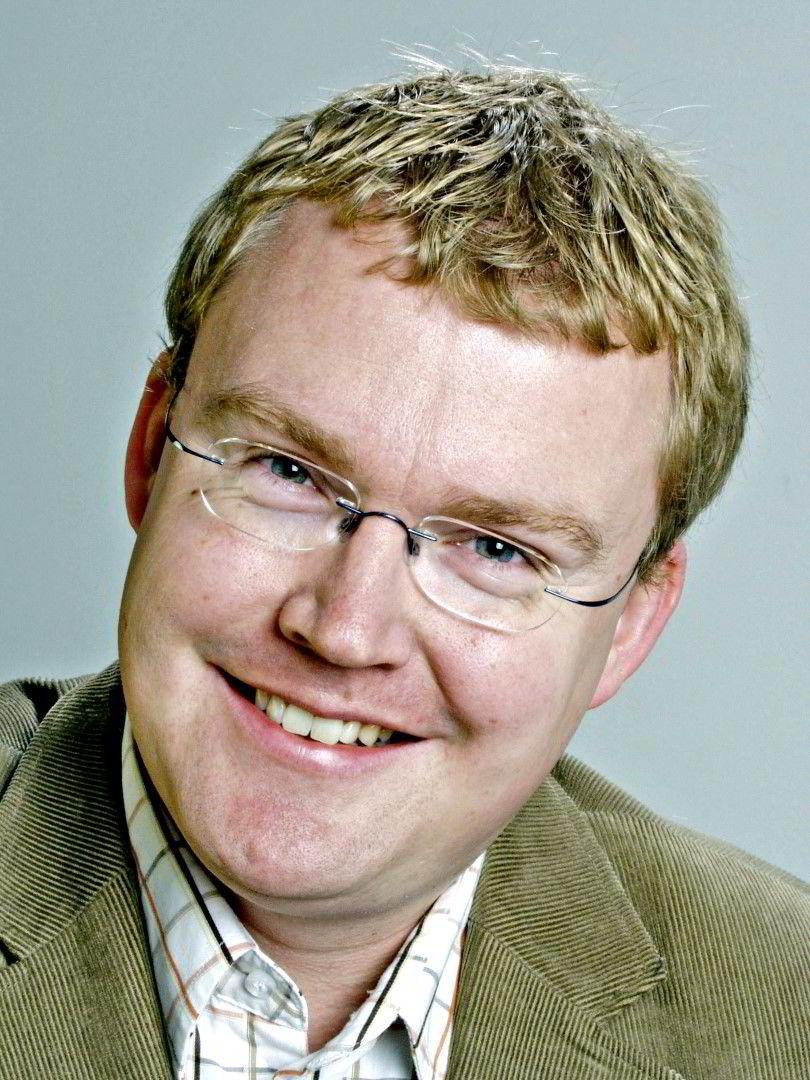 Visedekan Bjørnar Borvik ved Universitetet i Bergen. Pressefoto
