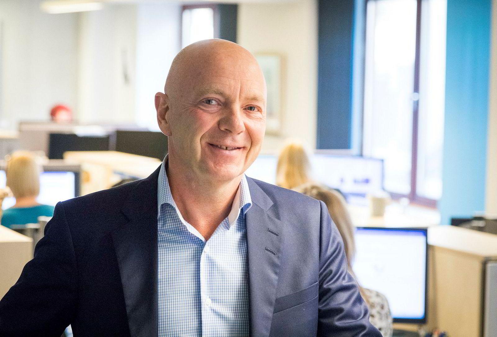 Administrerende direktør Per Arne Villadsen i reisebyrået Berg-Hansen.