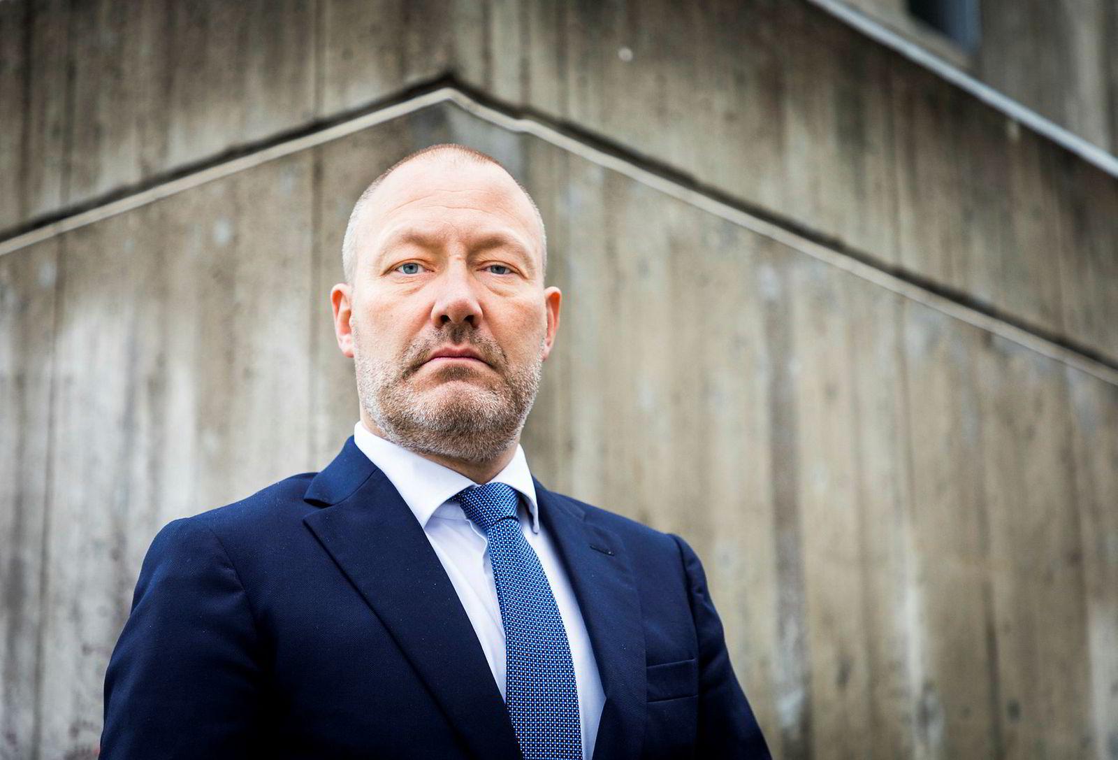 Andreas S. Christensen er advokat og bostyrer i konkursen til Habitat Norway.