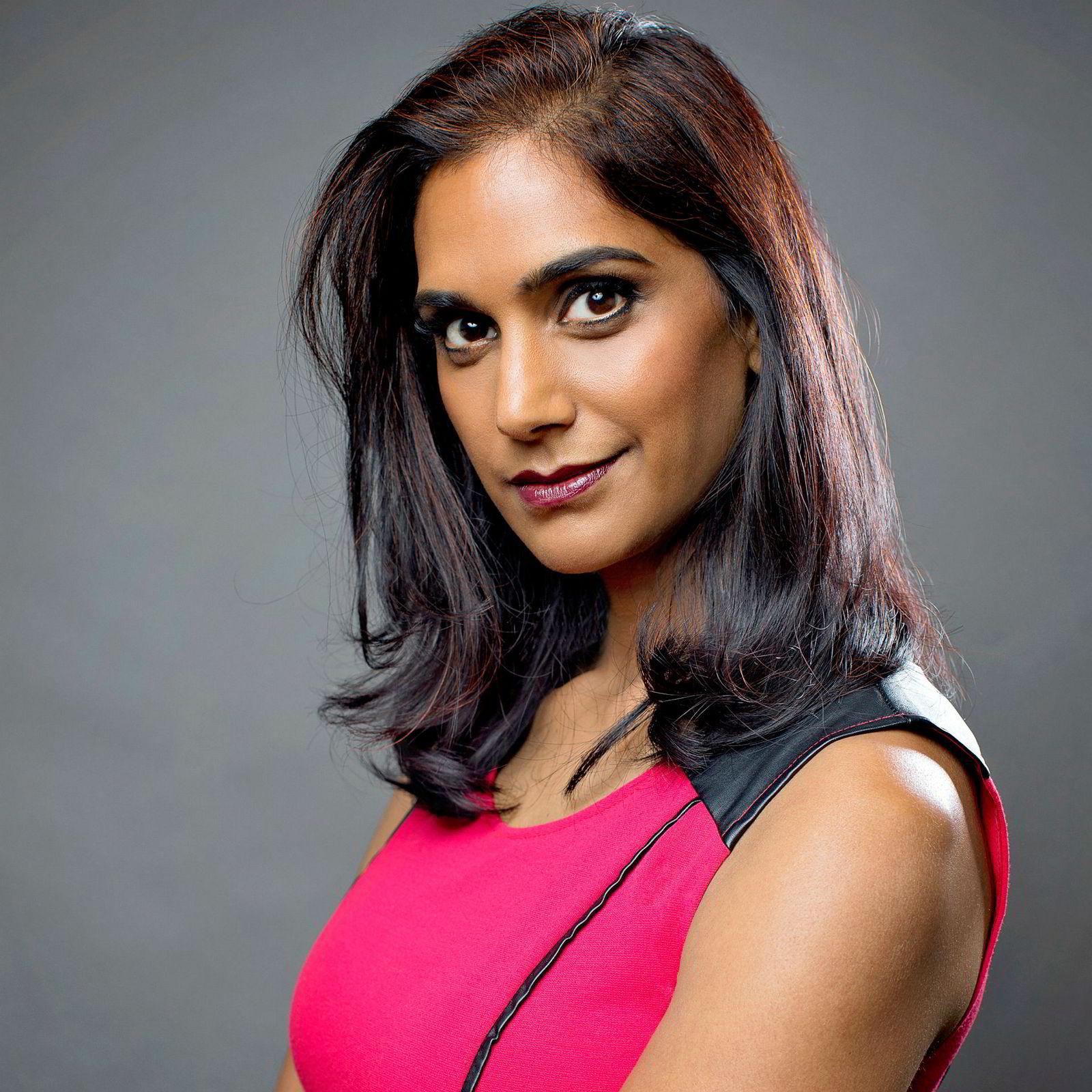 Asha Rangappa, USA-ekspert og kommentator, Yale University.