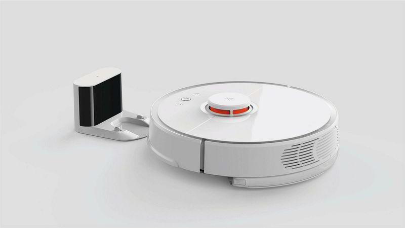 Test av robotstøvsuger: Roborock S50 | DN