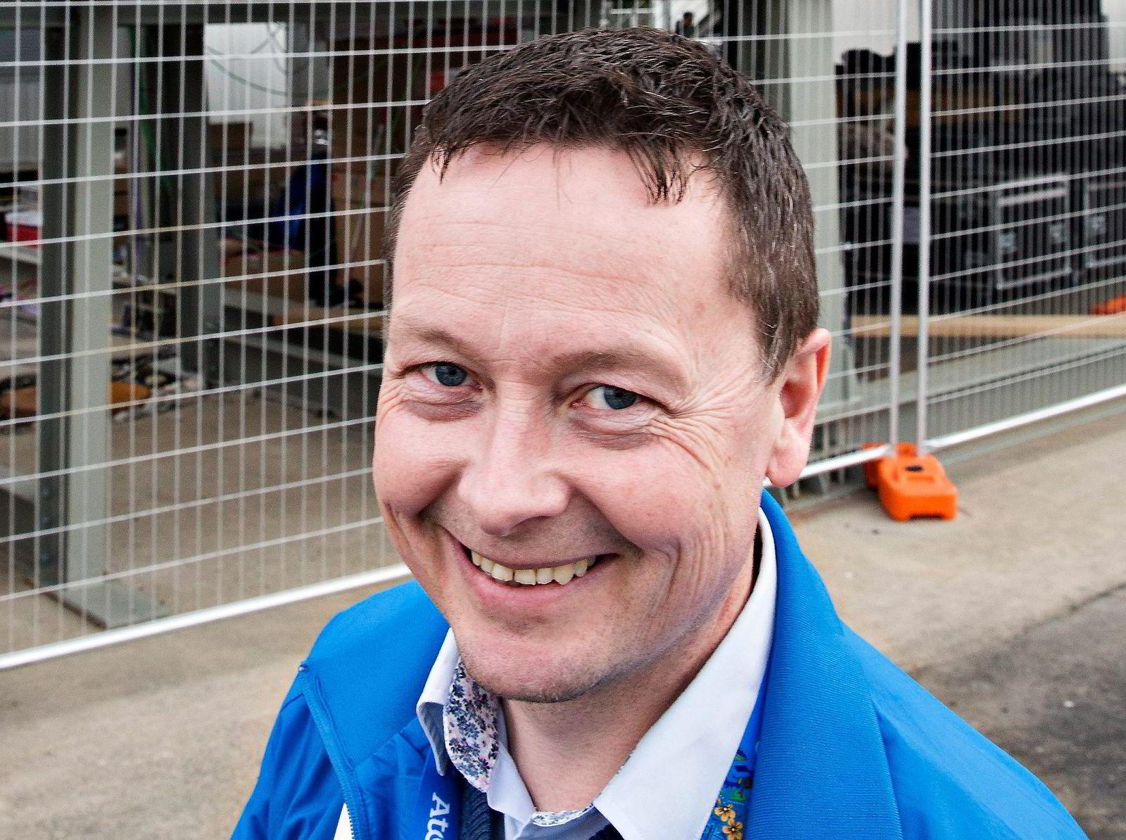 Kommunikasjonssjef i TV2 Jan-Petter Dahl var forberedt på lavere tall denne våren.