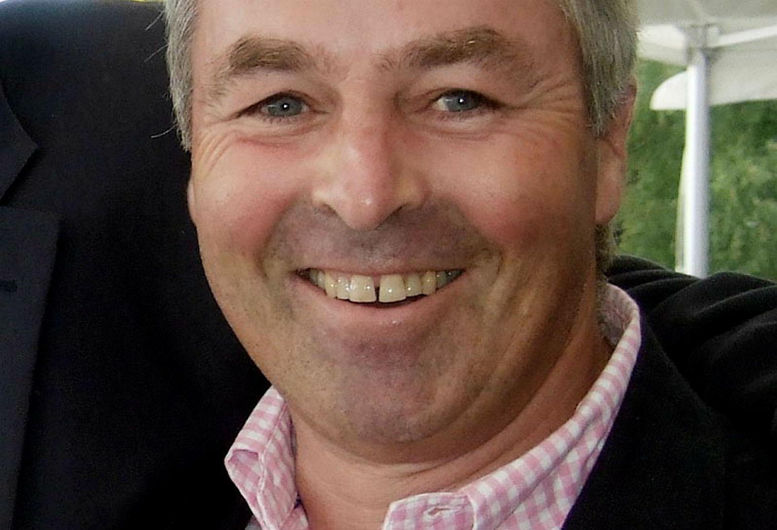 Fridtjof Falck, eieren av hytta.