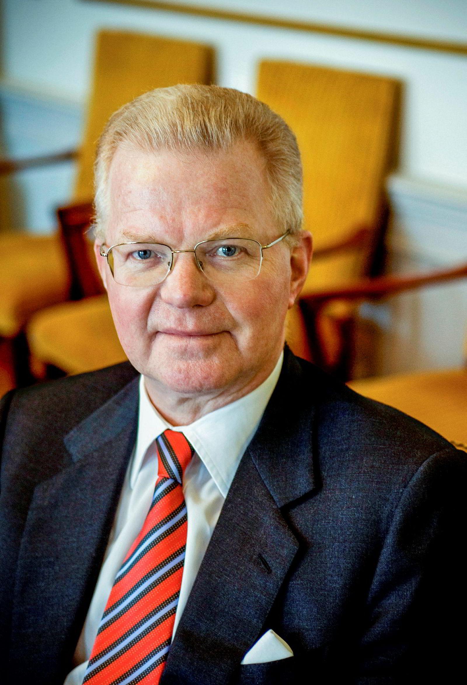 Forretningsmannen Fredrik Lundberg står oppført med en formue på 36 milliarder kroner, ifølge Forbes.
