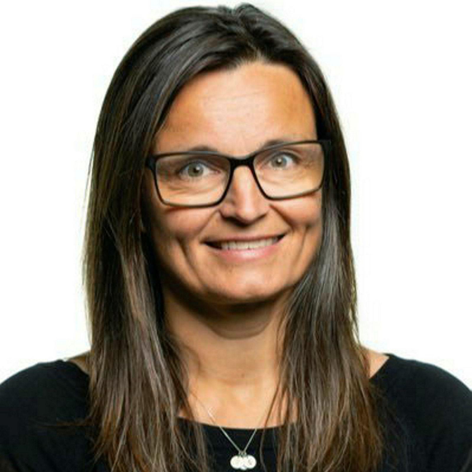 Merete Kvidal jobber nå som prosjektdirektør for campusutvikling på NTNU.