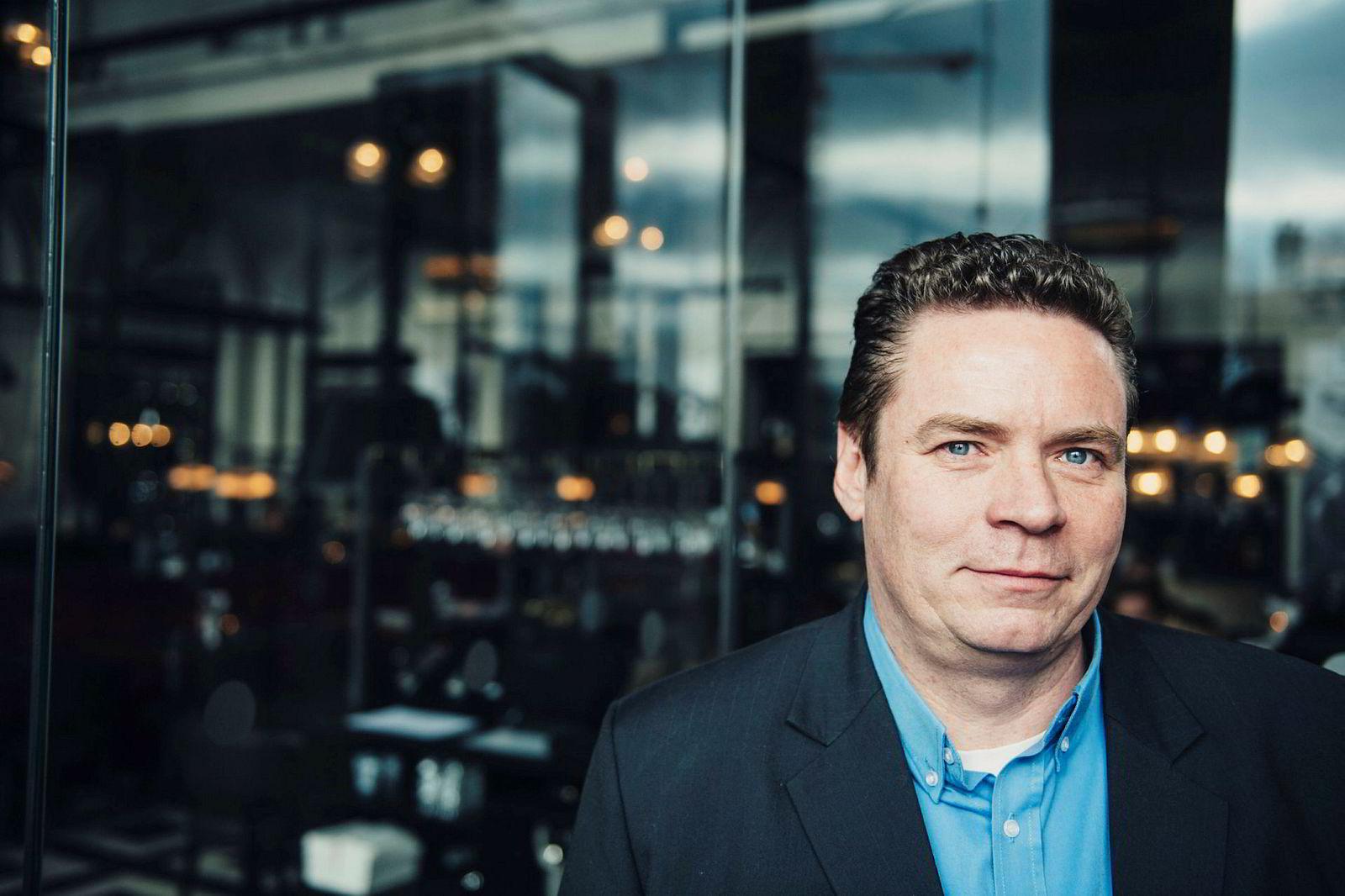 Jarle Thalberg er forhandlingsdirektør i mediebyrågrupperingen GroupM.