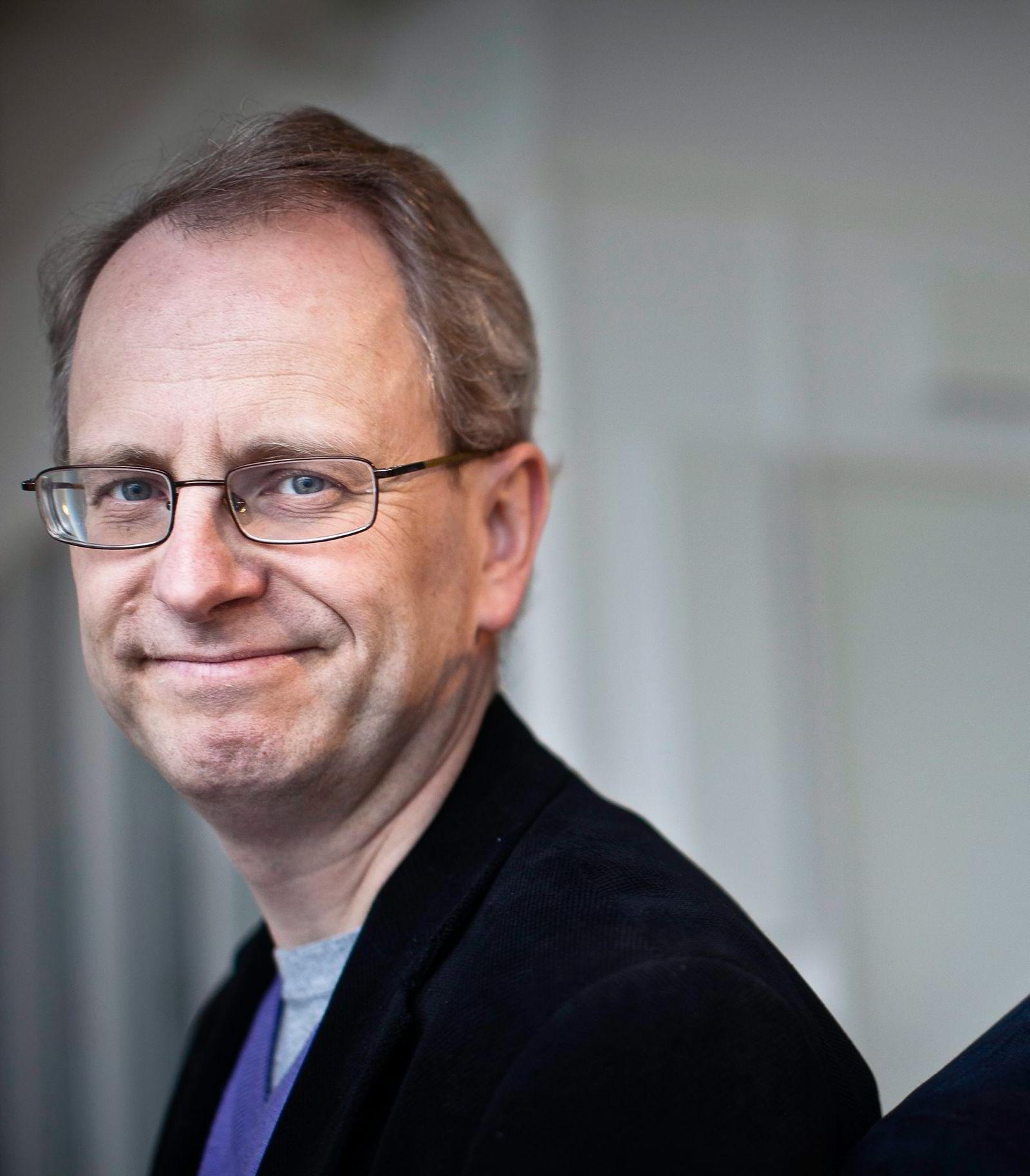 Henrik Syse. Foto: Gunnar Blöndal