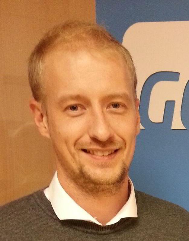 Roberth Vestbø i GoMobile AS.