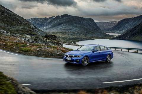 BMW 3-serie.