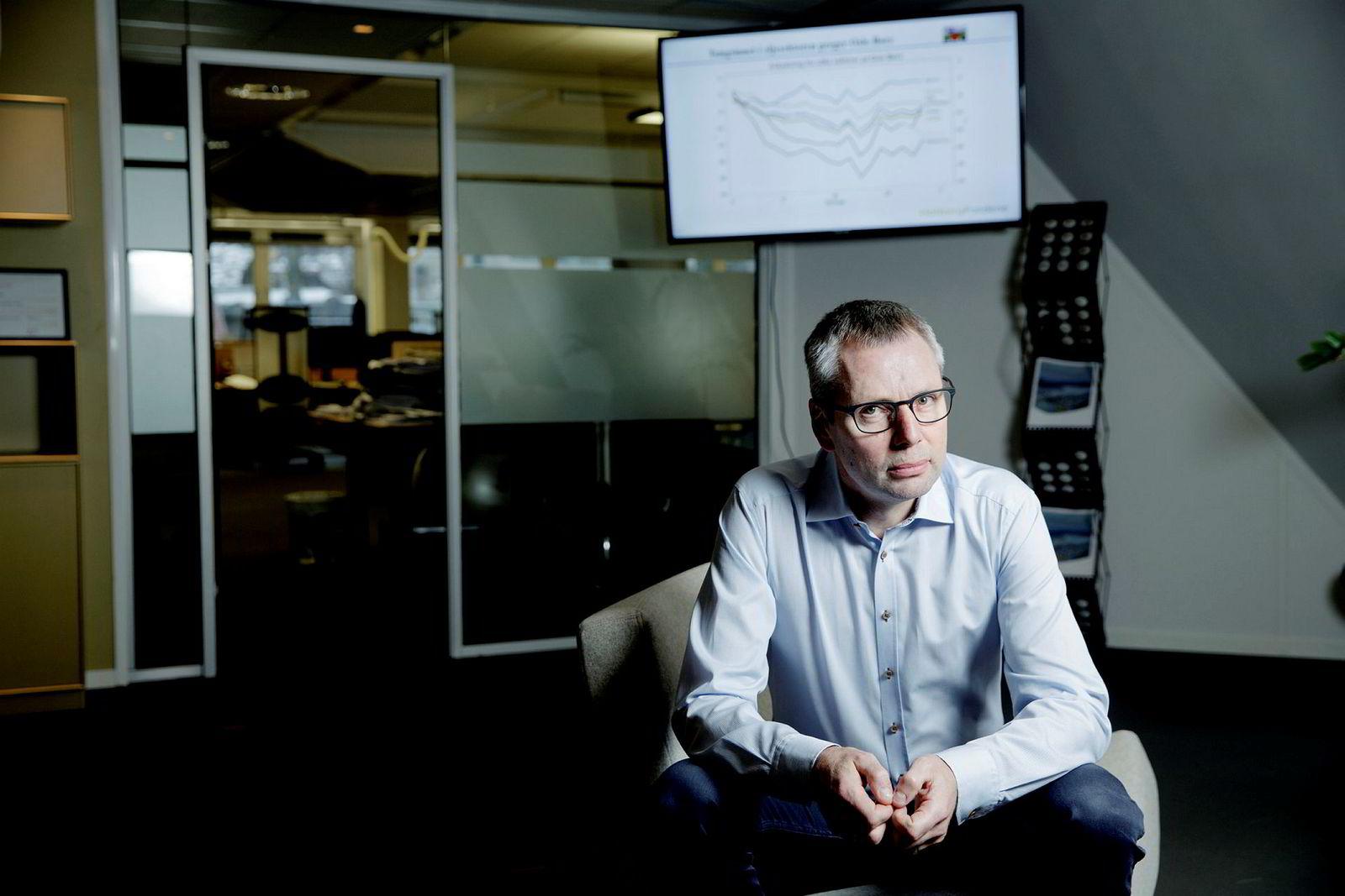 Partner og investeringsdirektør Gunnar Torgersen i Holbergfondene.