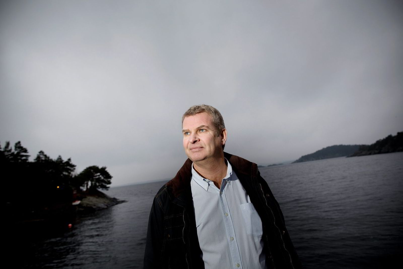 Tor Henning Ramfjord, NOV-sjef i Norge. Foto: Tomm W. Christiansen
