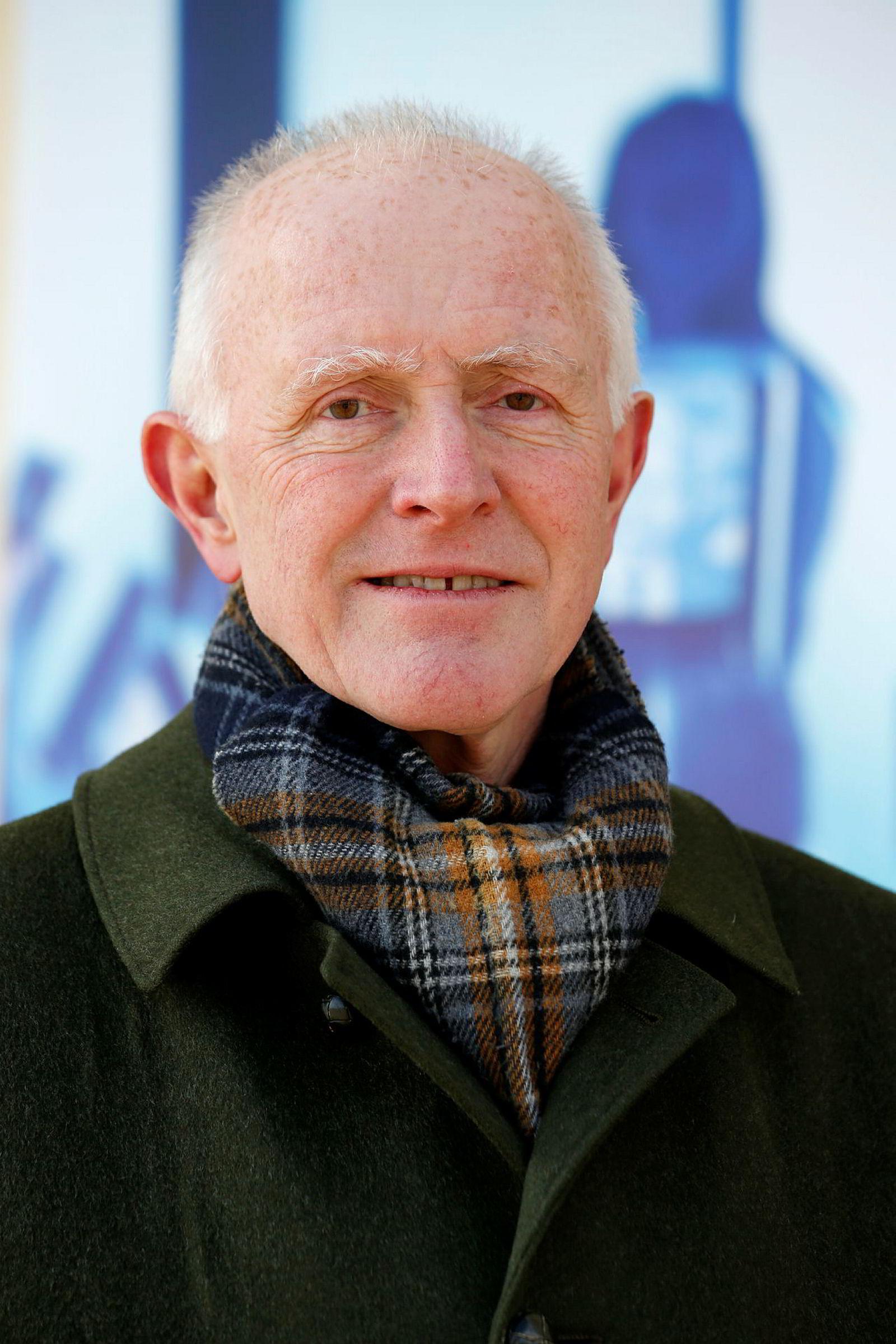 Øivind Christoffersen overtar som toppsjef i Boligbygg på midlertidig basis.